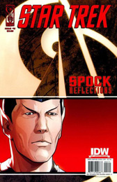 IDW Star Trek: Spock Reflections #2