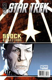 IDW Star Trek: Spock Reflections #3