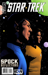IDW Star Trek: Spock Reflections #3RI