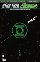 IDW Star Trek Green Lantern 1B