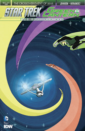 IDW Star Trek Green Lantern 1C