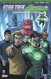 IDW Star Trek Green Lantern 2B