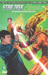 IDW Star Trek Green Lantern 3A