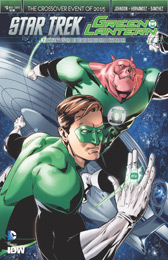 IDW Star Trek Green Lantern 3B