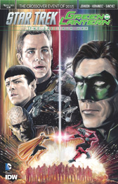 IDW Star Trek Green Lantern 4B