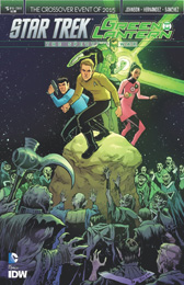 IDW Star Trek Green Lantern 5B
