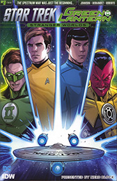 IDW Star Trek Green Lantern 2 1 RE