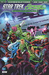 IDW Star Trek Green Lantern-2 3