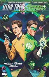 IDW Star Trek Green Lantern-2 3SUB