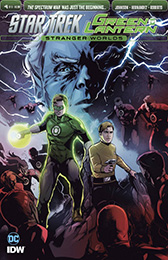 IDW Star Trek Green Lantern-2 4
