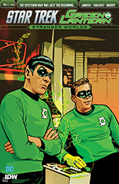 IDW Star Trek Green Lantern-2 4RI