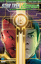 IDW Star Trek Green Lantern-2 5