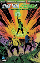 IDW Star Trek Green Lantern-2 5RI