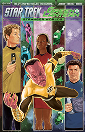 IDW Star Trek Green Lantern-2 5SUB
