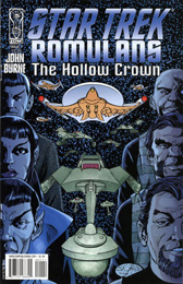 IDW Romulans - The Hollow Crown #1