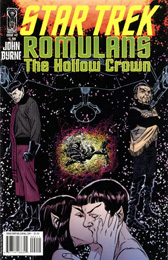 IDW Romulans - The Hollow Crown #2