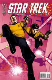 IDW Year Four - The Enterprise Experiment #2