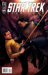 IDW Year Four - The Enterprise Experiment #3