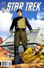 IDW Year Four - The Enterprise Experiment #4