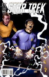IDW Year Four - The Enterprise Experiment #5