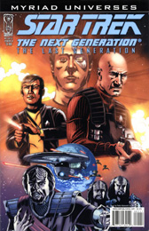 IDW The Last Generation #1A
