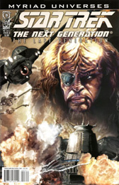 IDW The Last Generation #3A