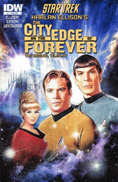 "IDW Star Trek ""The City on the Edge of Forever"" #1 SUB"