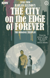 "IDW Star Trek ""The City on the Edge of Forever"" #2"