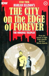 "IDW Star Trek ""The City on the Edge of Forever"" #2 - Reprint"