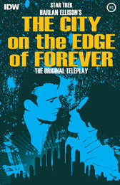 "IDW Star Trek ""The City on the Edge of Forever"" #3"