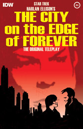 "IDW Star Trek ""The City on the Edge of Forever"" #4"