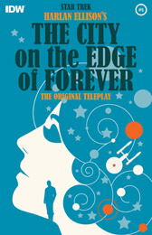 "IDW Star Trek ""The City on the Edge of Forever"" #5"