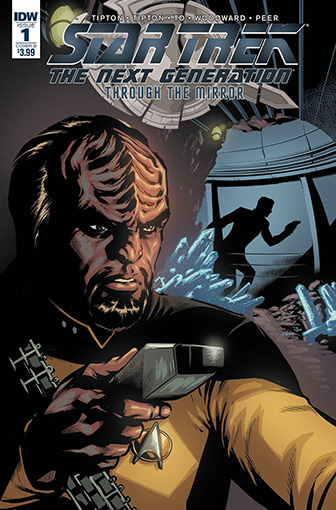 IDW Star Trek TNG: Through the Mirror 1 B