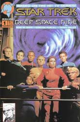 Malibu DS9 Monthly #1B