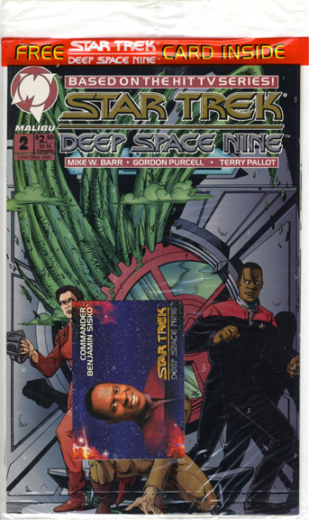 Malibu DS9 Monthly #2