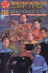 Malibu DS9 Monthly #4