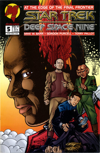 Malibu DS9 Monthly #5