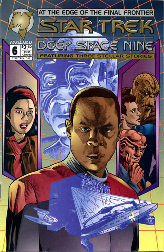 Malibu DS9 Monthly #6