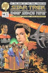 Malibu DS9 Monthly #14