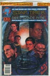 Malibu DS9 Monthly #1 Bagged