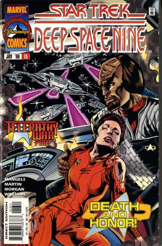 Marvel Deep Space Nine Monthly #13