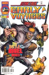 Marvel Early Voyages #3