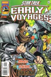 Marvel Early Voyages #5