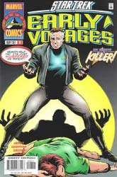 Marvel Early Voyages #8