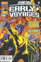 Marvel Early Voyages #9