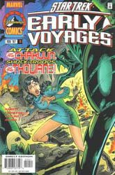 Marvel Early Voyages #10