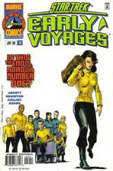 Marvel Early Voyages #12