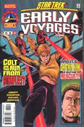 Marvel Early Voyages #13