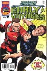 Marvel Early Voyages #14