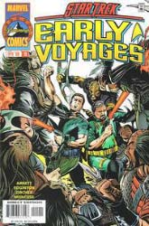 Marvel Early Voyages #15